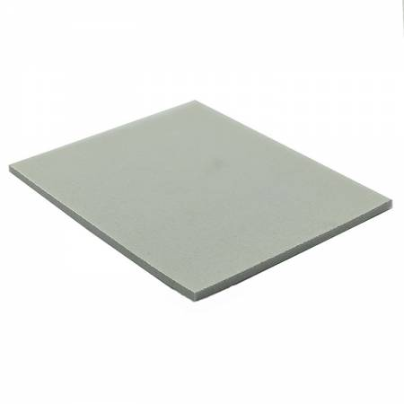 Esponja extra-plana, óxido de alumínio
