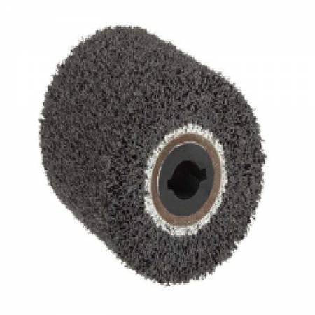 Mini Rodas malha abrasiva para máquinas satinadoras