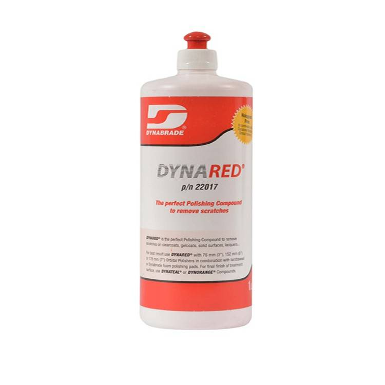 1 litre tin Dynared roughing paste (white)