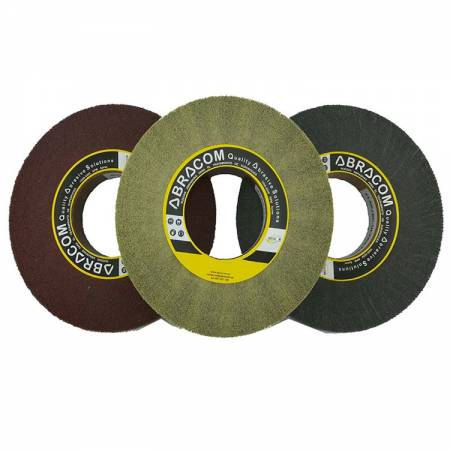 SC flap wheel - Very Fine D10