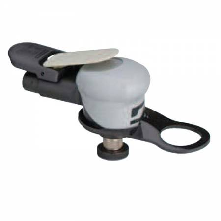 Mini rotary orbital sander, non-vacuum, 5 mm orbit, D32 mm adhesive plate - Silver Supreme 69.504 model