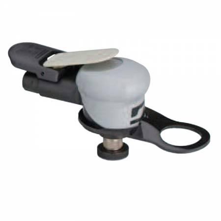 Ponceuse mini excentrique, sans aspiration, orbite 5mm, D32mm plateau adhésif - modèle Silver Supreme 69.504