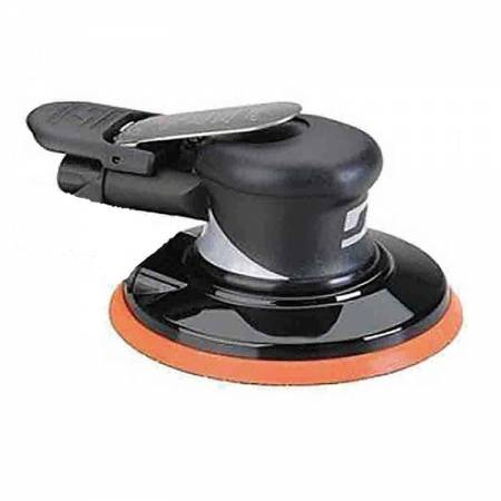 Mini rotary orbital sander, non-vacuum, 5 mm orbit, D150 mm adhesive plate - Supreme 56.826 model