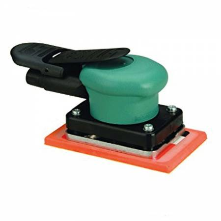 Orbital sander, non-vacuum, 2.5 mm orbit, 80 x 133 mm Velcro base - Dynabug-II 58.503 model