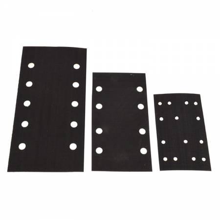 Caja 10 pliegos conversores, 80 x 133mm adhesivo - velcro
