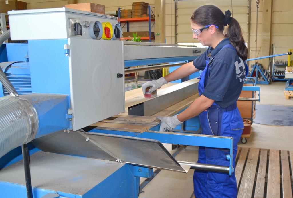 Máquinas-Herramientas para madera: lijas