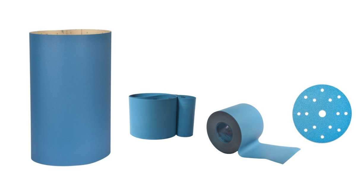 Basic recommendations for choosing the right abrasive products: rolls, discs and bands